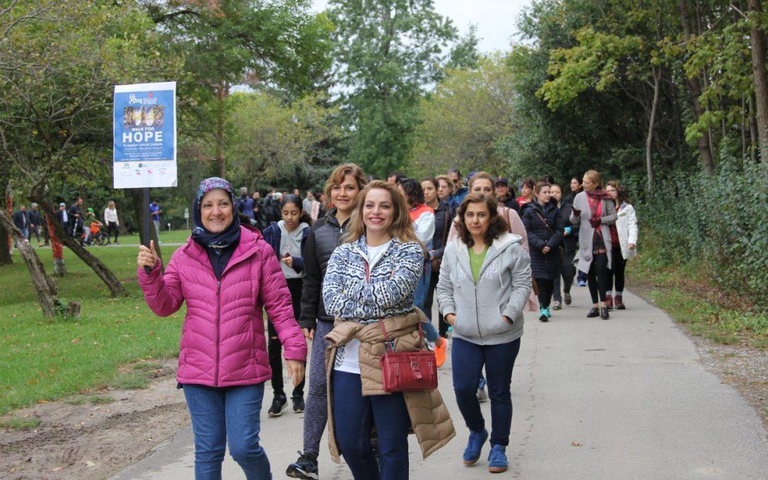 PHOTOS: Walk of Hope 2018