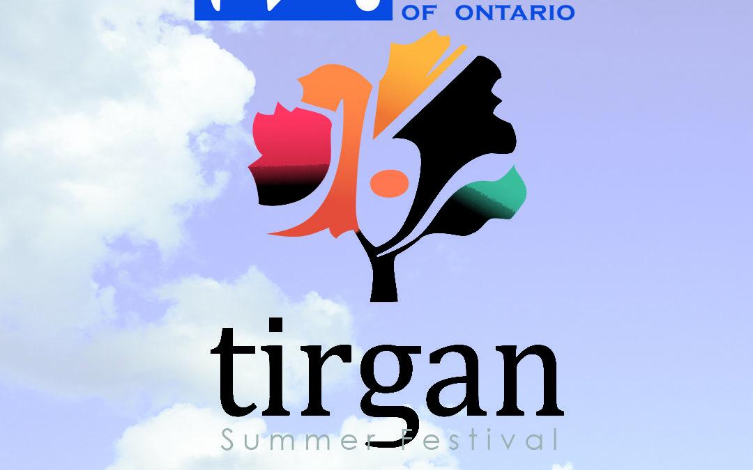 Behnam at Tirgan Summer Festival